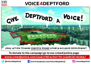 Campaign leaflet front